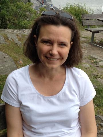 Helen Rask portrait