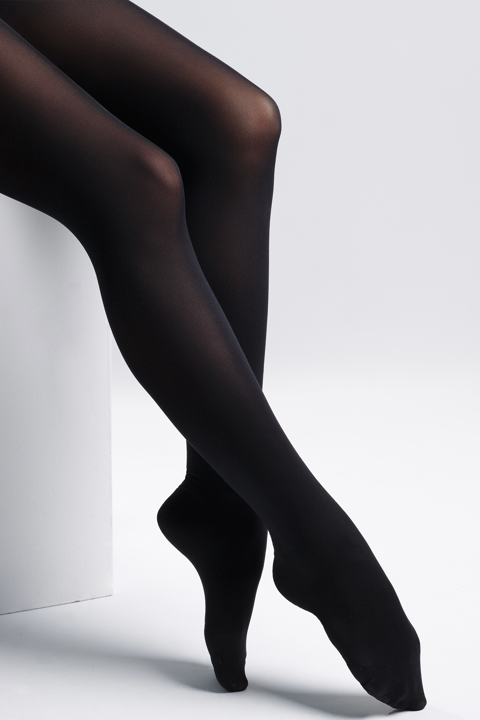 Smart Tights 90DEN black tights