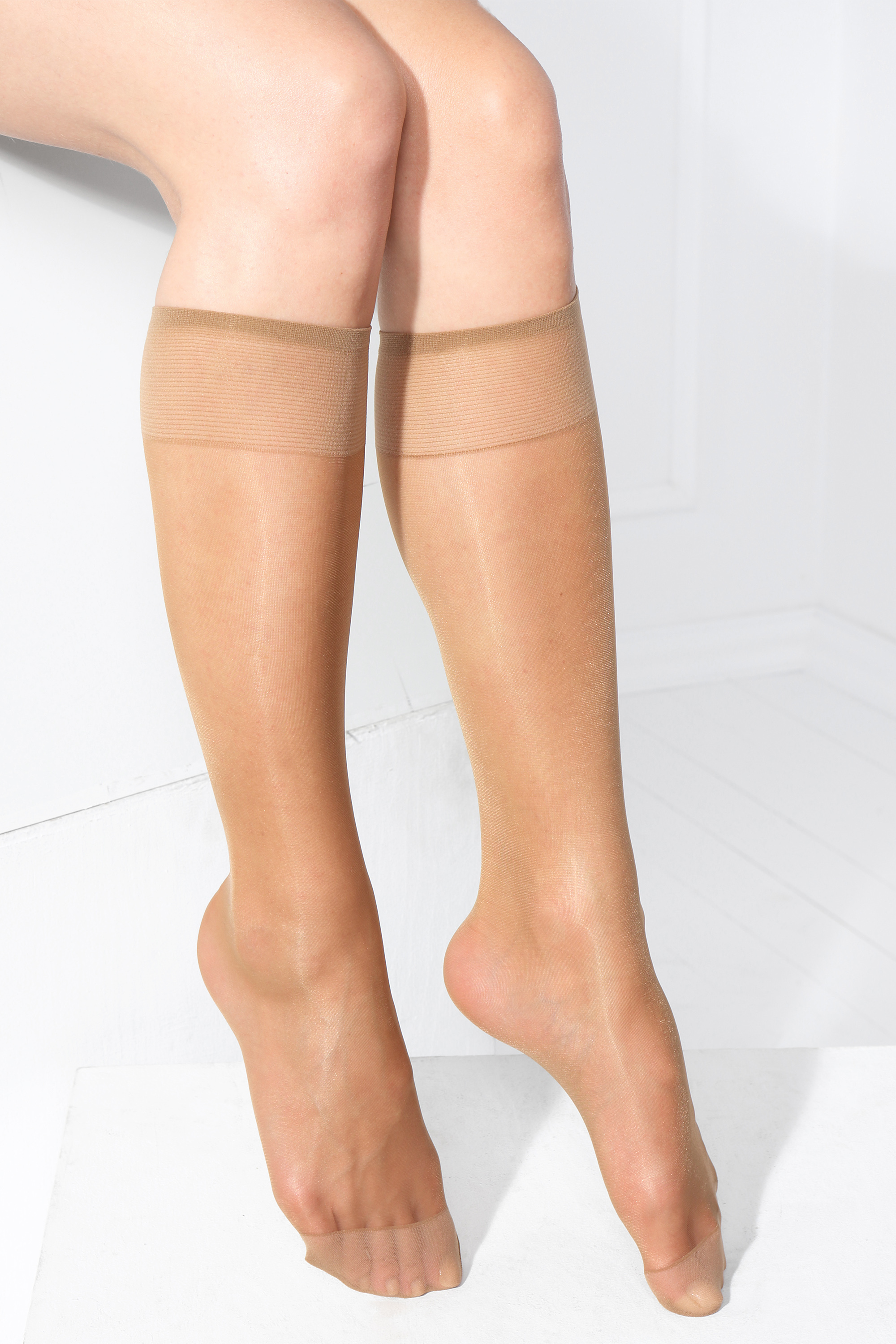 Smart Tights 30DEN knee highs