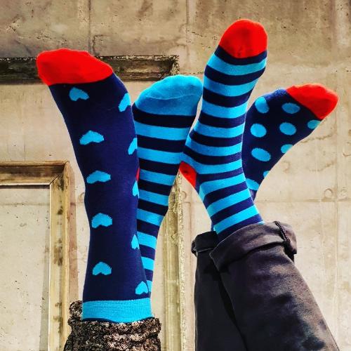Kaire & Valdo socks