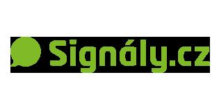 Výsledek obrázku pro signály.cz logo