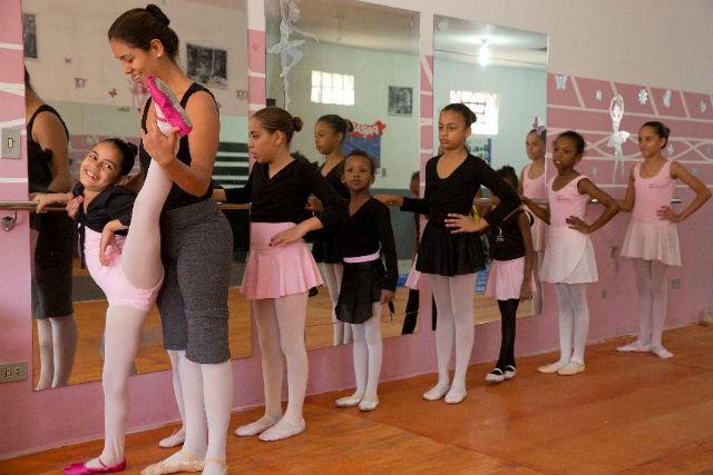 lektorka tance