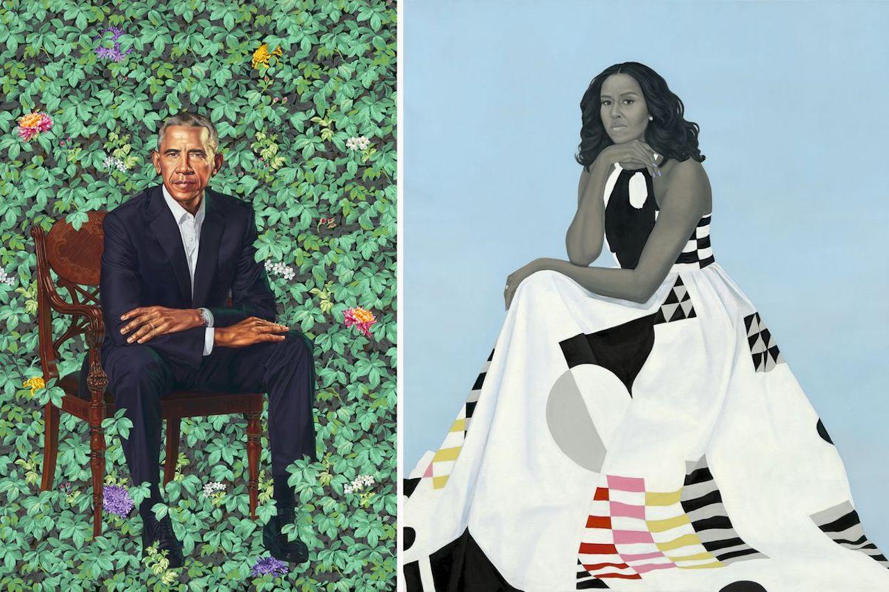 Obamovi portrét