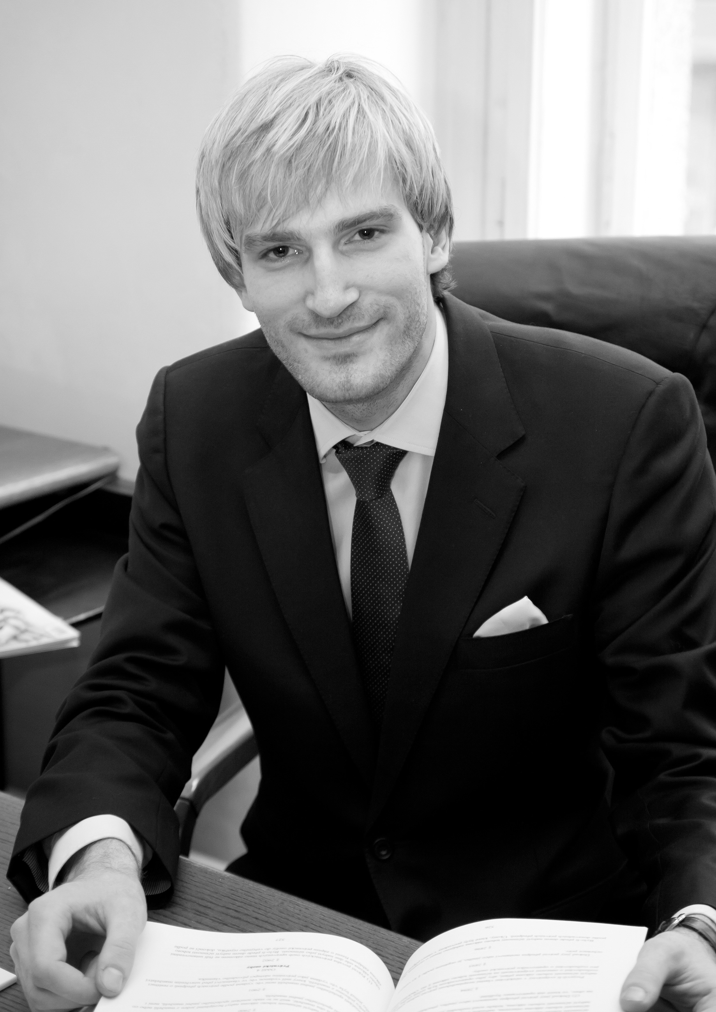 Adam Vojtěch - Aspen Institute Central Europe
