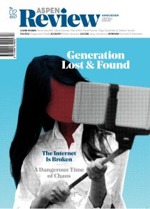 Generation Lost & Found – Aspen Review 2/2017