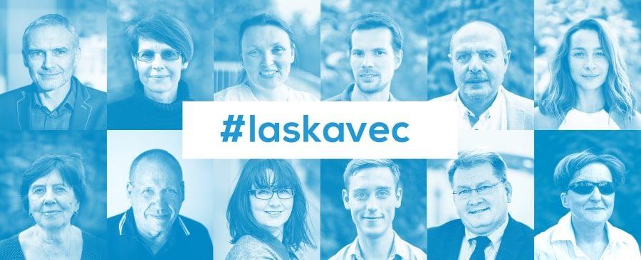 #laskavec
