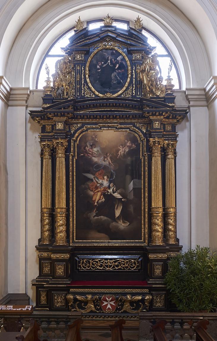 oltar_Terezie_od_Jezise