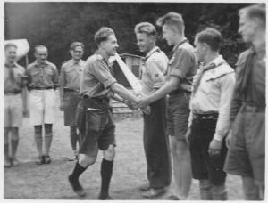 Fanderlík na ČLŠ 1934 Vlastějovice