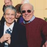 Helena Illnerová s profesorem Davidem Kleinem