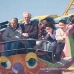 Helena Illnerová s manželem a vnoučaty