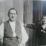 S tatínkem, 1928