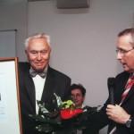 Převzetí čestného uznání za českou standartizaci, 18.12.06