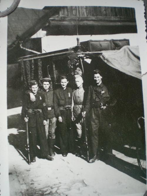 V Nymburku 1945