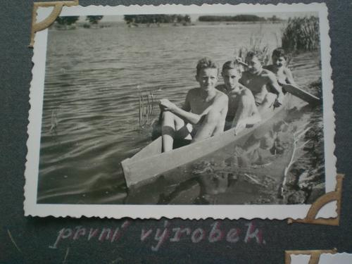 1. člun 1942