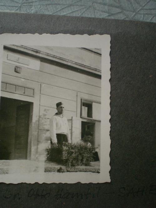 Otto Hamtil - velitel Dispoziční čety 1944