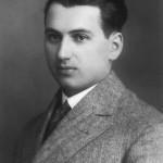 Karel Stránský v roce 1922