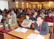 Posluchači zaplnili jednací sál po všechny tři dny semináře