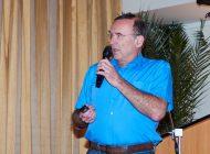 Technická diskuze probíhala k emisím dusíku a úniku čpavku - p. Karel Magrla