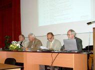 Předseda SVV Ing. Hrbek zahajuje konferenci