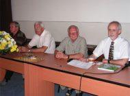 Ing. Gemrich a předsednictvo - Zahájení semináře