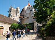 Vápno a památky - návštěva hradu Pernštejn