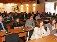 Na přednáškách bylo plno
