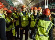 Exkurze na stavbu metra