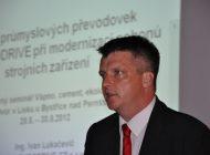 Ing. Lukačevič a možnosti strojního vybavení cementáren a vápenek