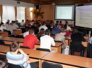 Přednášky prvního dne odborného semináře