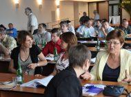 Účastníci semináře před zahájením