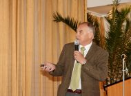 Jaroslav Brzobohatý Vápenka Vitošov přednáší na téma Výroba vápenného hydrátu