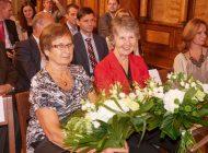 Poděkování odborným garantkám konference Ing. Birnbaumové a Ing. Škarkové