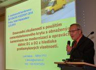 Protismykové vlastnosti - jedna z hlavních přednášek