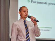 Ing. Achrer informuje o legislativě ochrany ovzduší