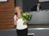 Poděkování organizátorce semináře Ing. Rollová z VÚM Praha