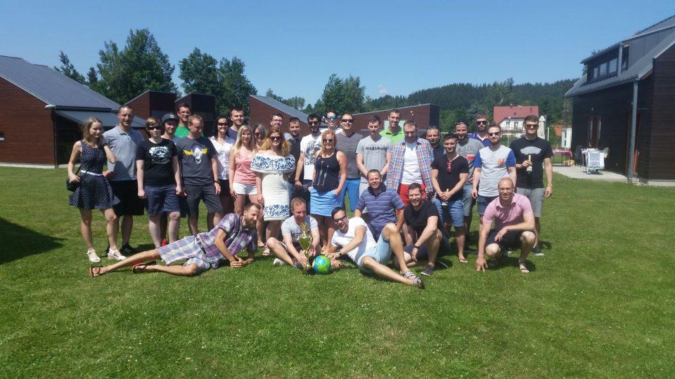 Zápisky z letního PPC tábora
