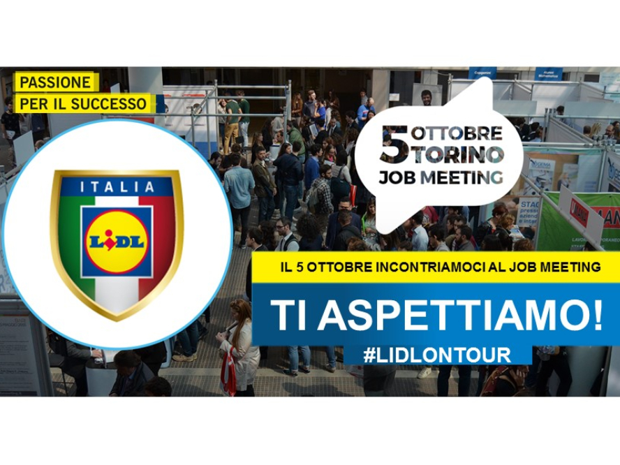 Il nostro #lidlontour continua! image