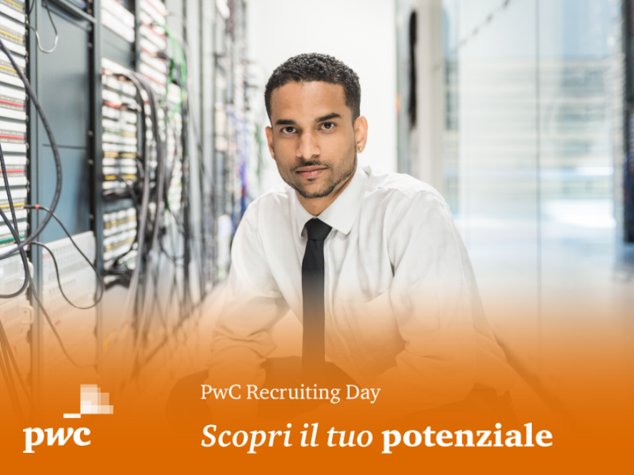 Scopri il tuo potenziale - PwC Recruiting Day image