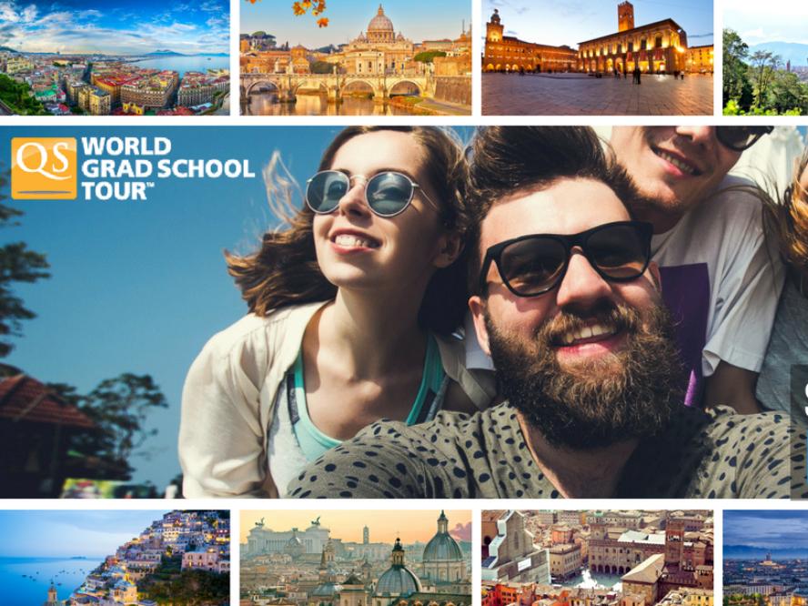 Le Università più importanti del mondo arrivano a Roma! Il 6 Marzo disponibili 6 Milioni di Euro in borse di studio. image