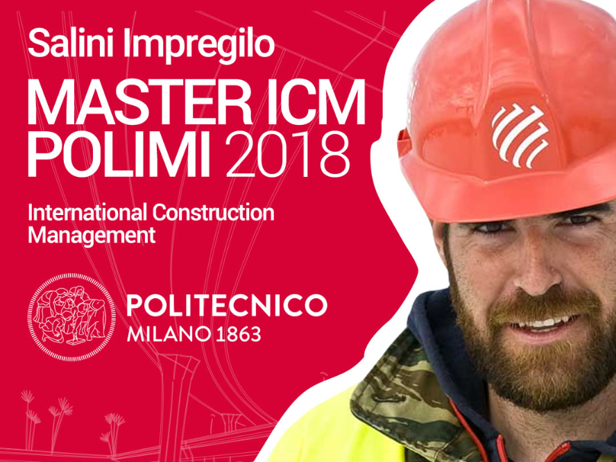 Master's in International Construction Management  2018 - 2019 Edition image