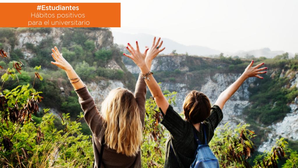 #Estudiantes | Hábitos positivos: los 8 consejos para el universitario image