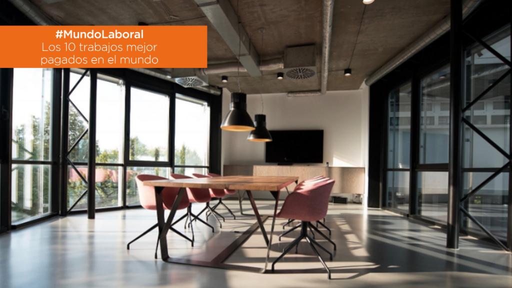 #MundoLaboral | Los 10 trabajos mejor pagados en el mundo image