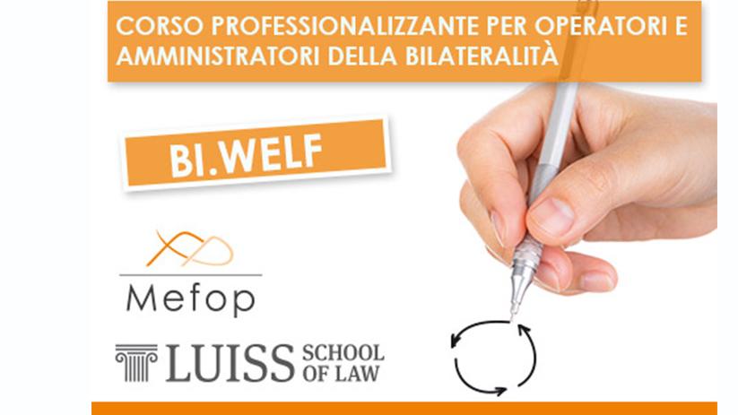 Welfare Bilateralità e nuove opportunità di lavoro image