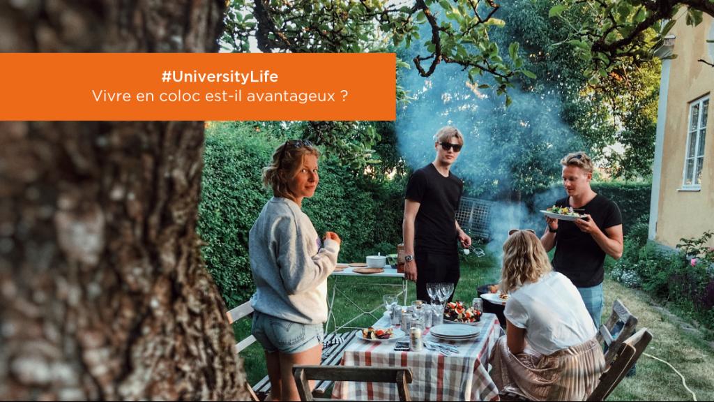 #UniversityLife | Vivre en colocation est-il avantageux ?  image