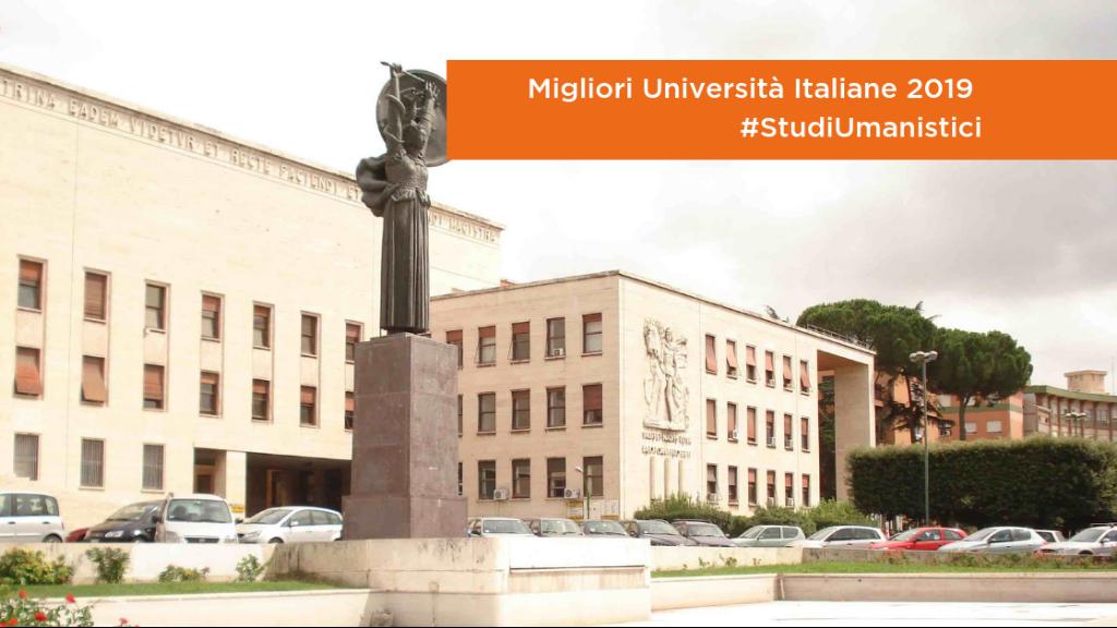 #StudiUmanistici | Classifica delle migliori università di Studi Umanistici 2019 image