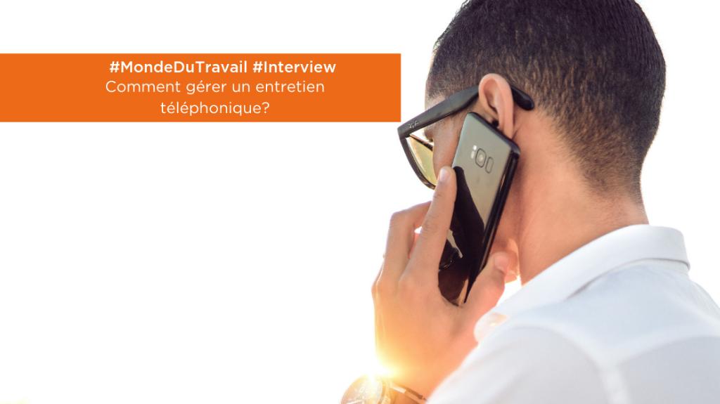#Interview | Comment gérer un entretien téléphonique ? image