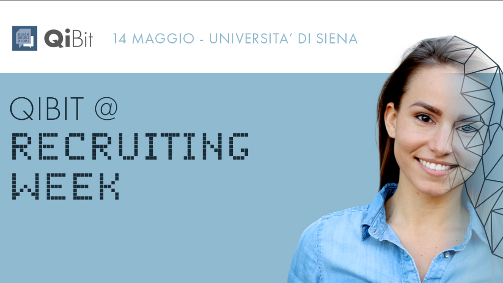 QIBIT ALLA RECRUITING WEEK DI SIENA! image