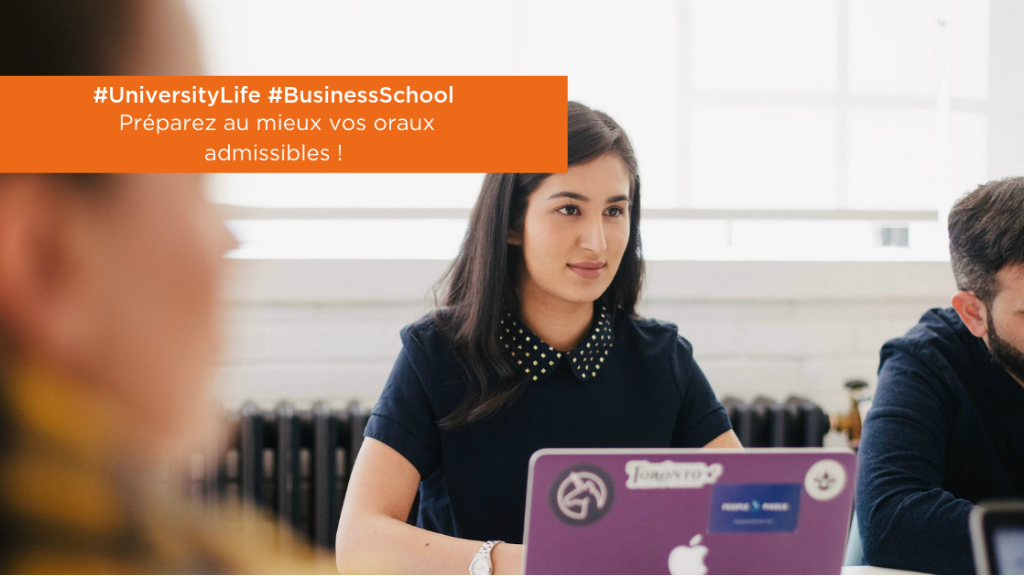 #UniversityLife | Epreuves orales école de commerce : organisez au mieux vos entretiens admissibles ! image