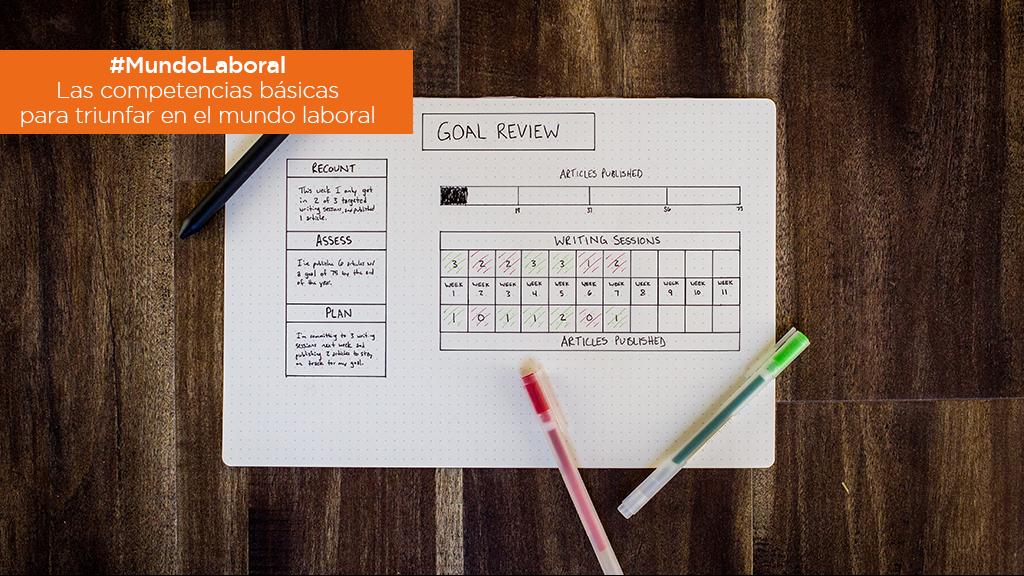 #MundoLaboral | Las competencias básicas para triunfar en el mundo laboral image