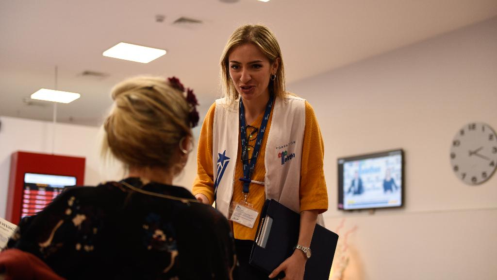 Interviste al nostro team di dialogatori! Eleonora e la sua esperienza dall'application alla recente promozione a team leader! image